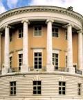 Применение законов построения перспективы при выполнении архитектурных проектов