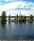Определение слоев стока весеннего половодья на реках полуострова Ямал