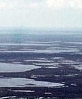 Радиационный баланс и испарение с полигональных болот Западной Сибири