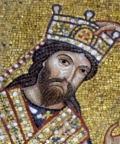 Использование Инсигний королем Рожером II в период становления Сицилийского Королевства
